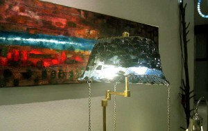 Lights + Paintings Ausstellung Shrineart 2014