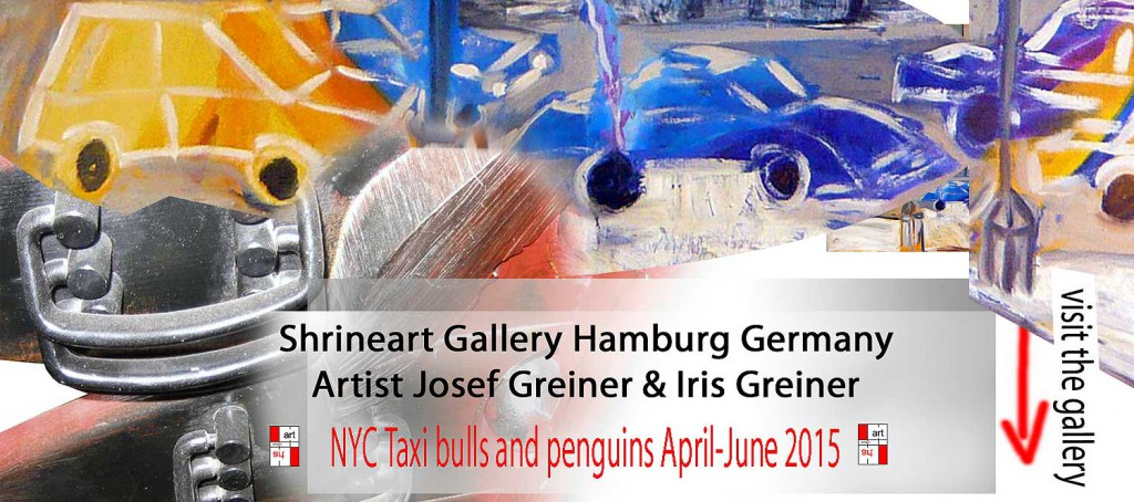 NYC Taxi bulls and penguins April-June 2015