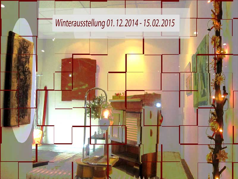 Shrineart Winterausstellung 2014