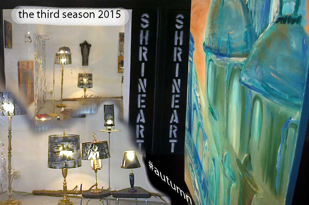 Third season exhibition by shrineart gallery hamburg